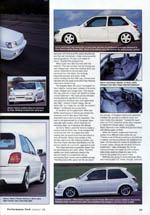 Performance Ford article, page 4