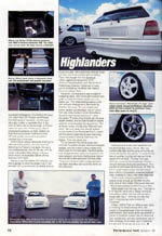 Performance Ford article, page 5